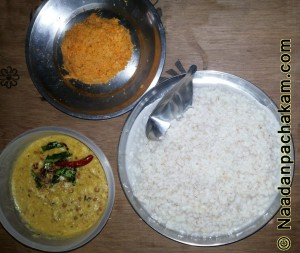 Kanji asthram chammanthi