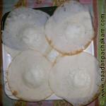 പാലപ്പം (യീസ്റ്റ് ചേര്ത്തത് ) / palappam using yeast